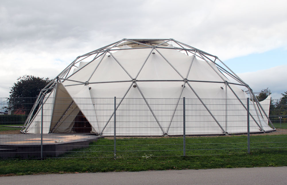 images of the dome  vitra campus  by richard buckminster
