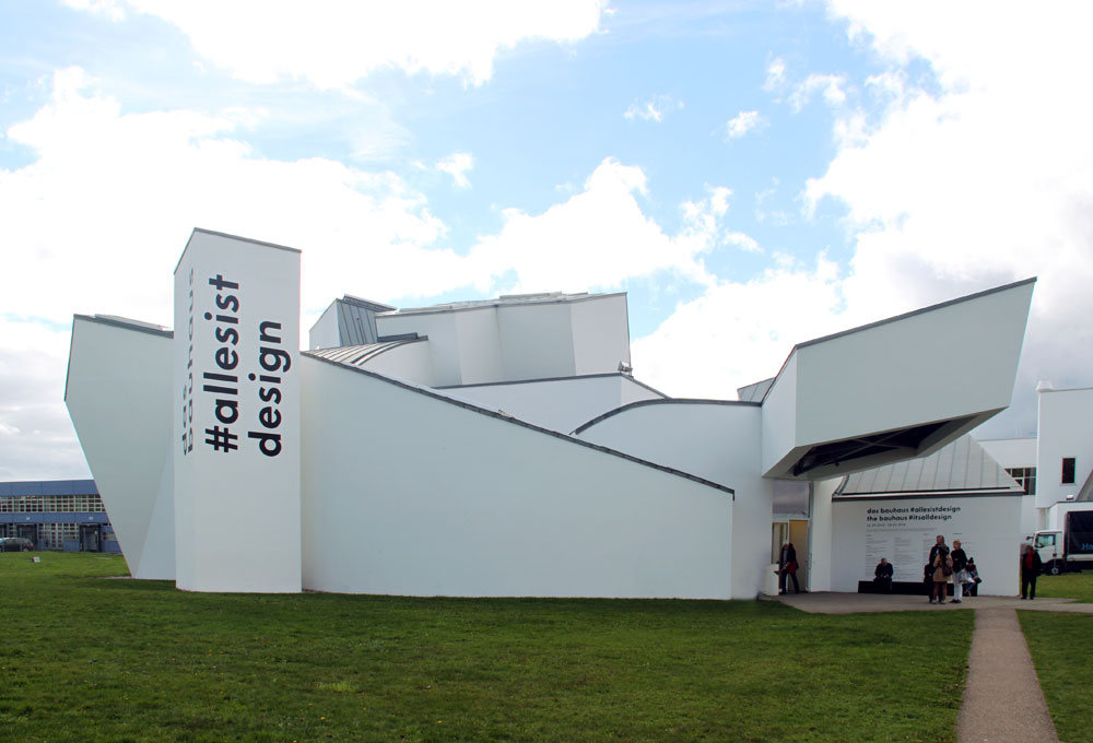 images of the vitra design museum vitra campus by frank gehry. Black Bedroom Furniture Sets. Home Design Ideas
