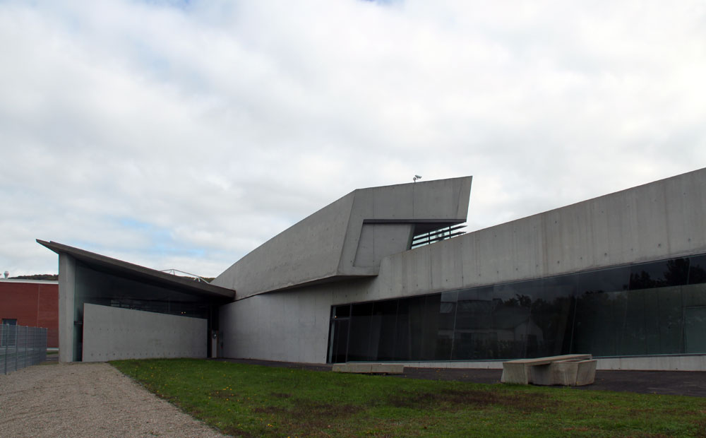 images of the fire station now event center vitra campus by zaha hadid. Black Bedroom Furniture Sets. Home Design Ideas
