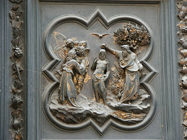 Images of the North Doors by Ghiberti Florence Baptistry FlorenceItaly. Digital Imaging Project Art historical images of European and North American ... & Images of the North Doors by Ghiberti Florence Baptistry Florence ...