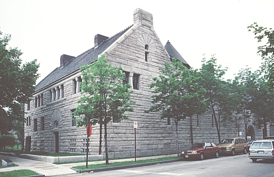 Images of glessner house 1886 chicago illinois by h h for Glessner house
