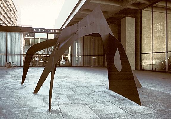 Images Of Le Guichet 1963 By Alexander Calder Digital