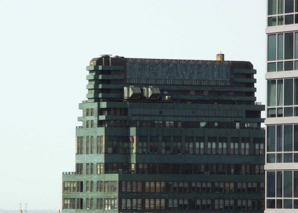 images of mcgraw hill building new york city by hood godley and