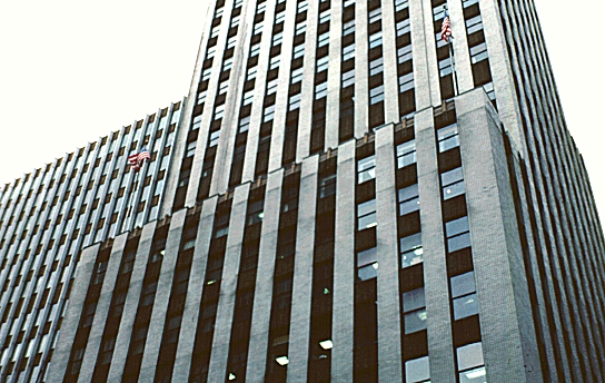 Images Of The Daily News Building New York City By Hood And Howells