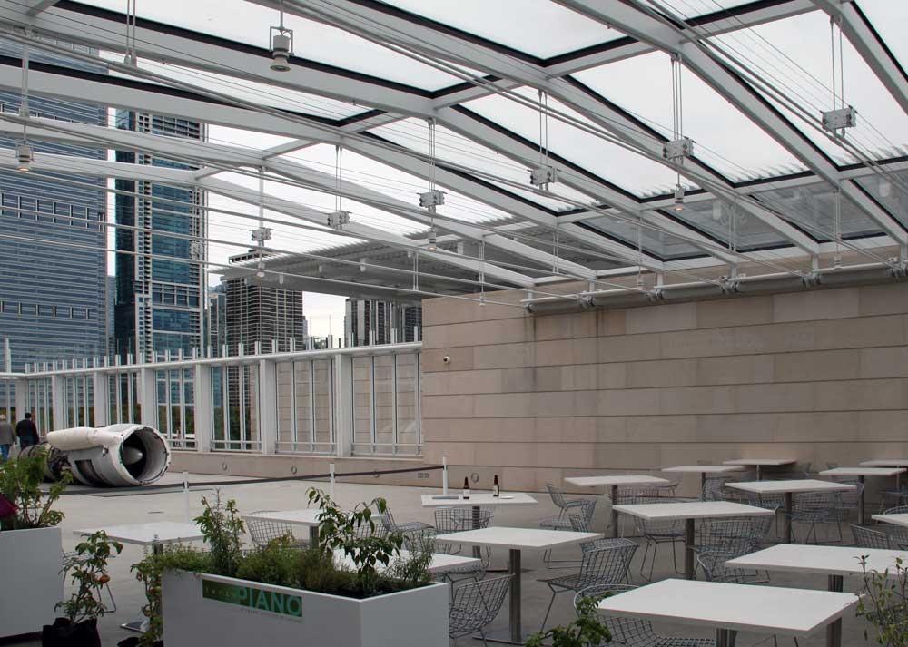 Chicago Art Institute Terzo Piano Restaurant