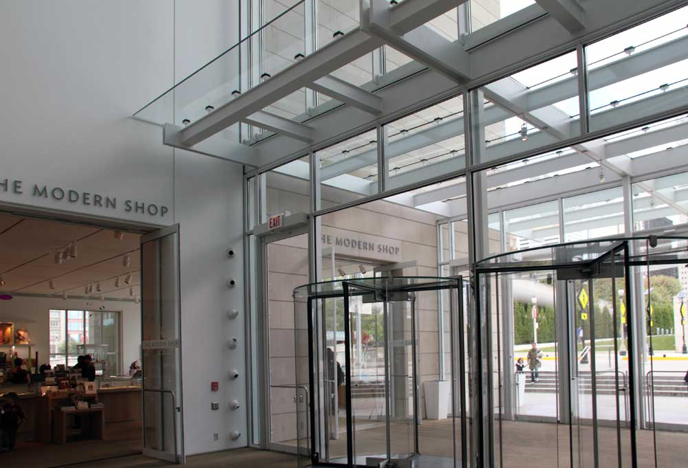 images of the chicago art institute modern wing by renzo piano