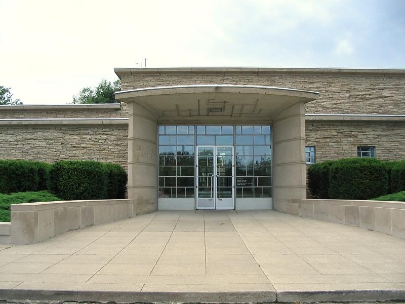 Images Of The Des Moines Art Center By Eliel Saarinen I