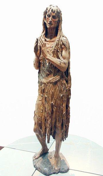 Mary MagdaleneDonatello Mary Magdalene