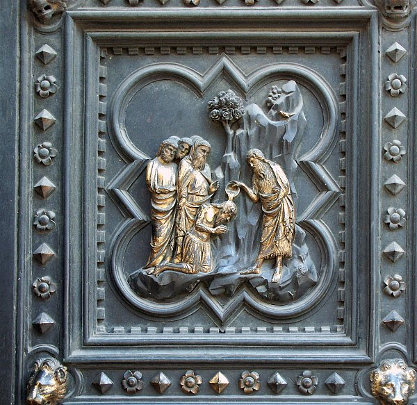 baptism doors of the sacred Compare christianity's baptism with judaism's brit milah and pidyon ha ben with reference to human experience and sacred objects essay about baptism doors of the sacred although the.