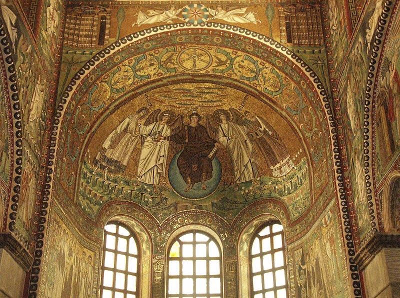 Images Of San Vitale Ravenna Italy