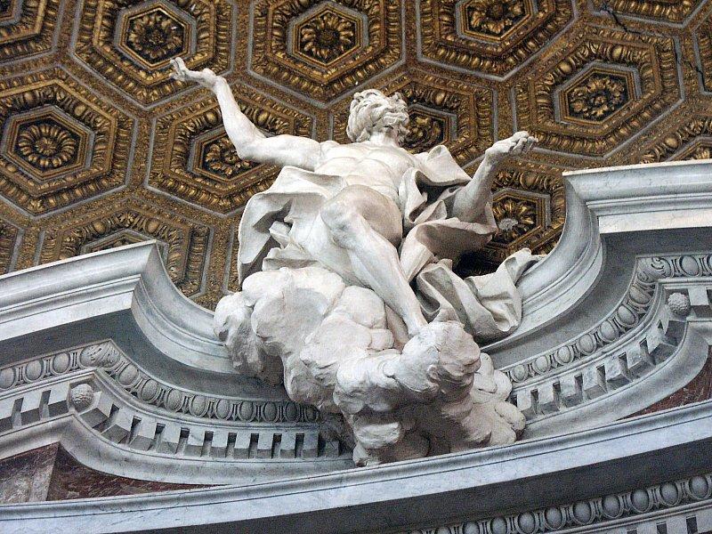 Images Of Sant Andrea Al Quirinale Rome By Bernini 1658