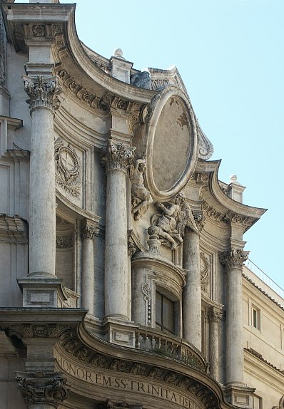 Fit figures manual to keep fit and healthy for Baroque architecture in italy