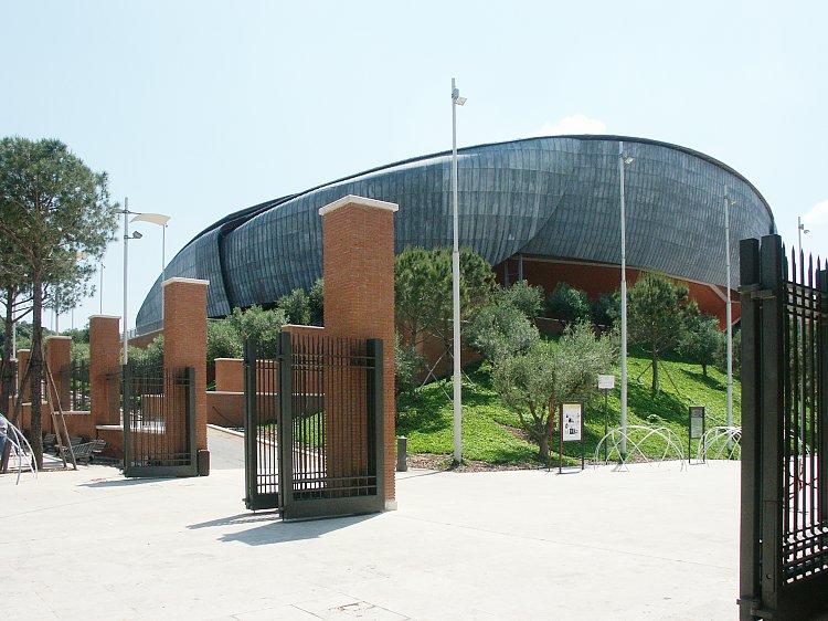 Images of auditorium parco della musica by renzo piano for Auditorium parco della musica sala santa cecilia