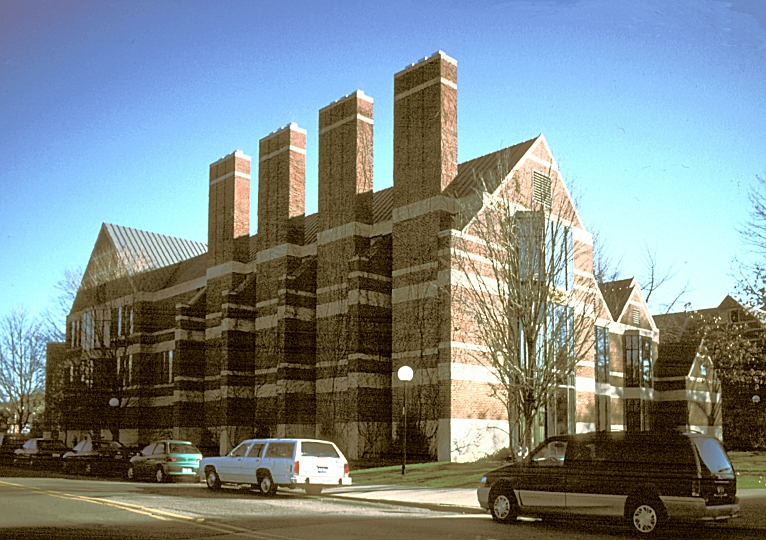 Images of Alumni Center, University of Michigan by Hugh