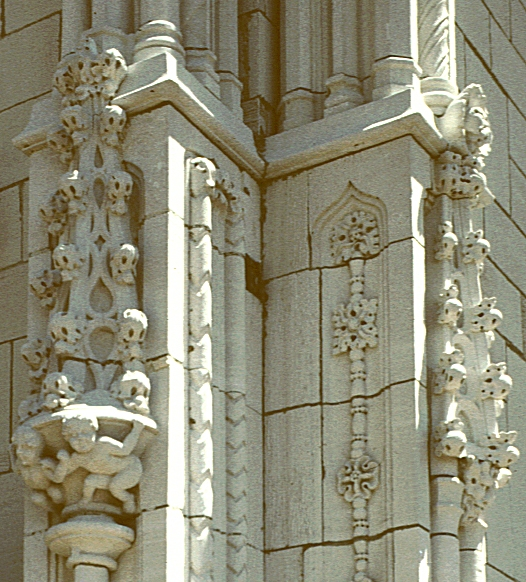 Images Of The Hearst Castle, San Simeon, California, By