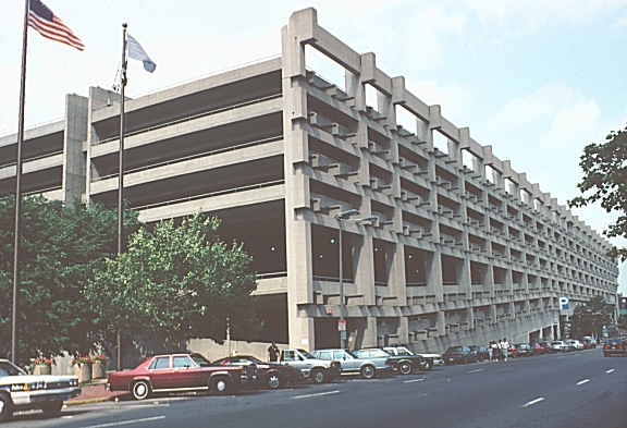 Images Of Government Center Garage By Kallmann Mckinnell And