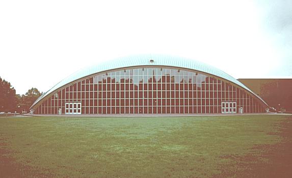 Images Of Kresge Auditorium Mit Eero Saarinen 1954