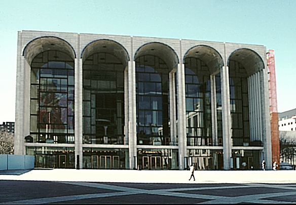 Images Of The Metropolitan Opera House By Wallace K