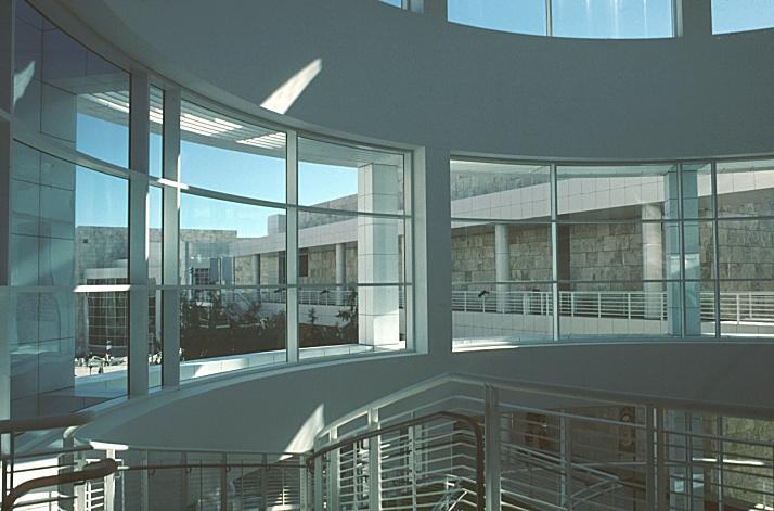Views of the three-story Rotunda (most looking south toward the ...