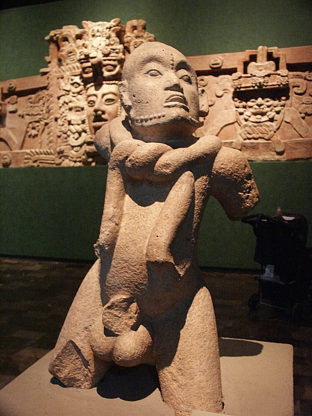Images from the National Museum of Anthropology