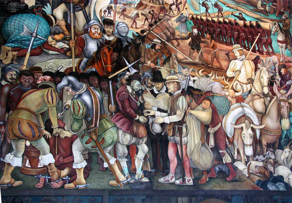 the story of hernan cortes and his conquest Montezuma ii, also spelled moctezuma, (born 1466—died c june 30, 1520, tenochtitlán, within modern mexico city), ninth aztec emperor of mexico, famous for his dramatic confrontation with the spanish conquistador hernán cortés in 1502 montezuma succeeded his uncle ahuitzotl as the leader of an.