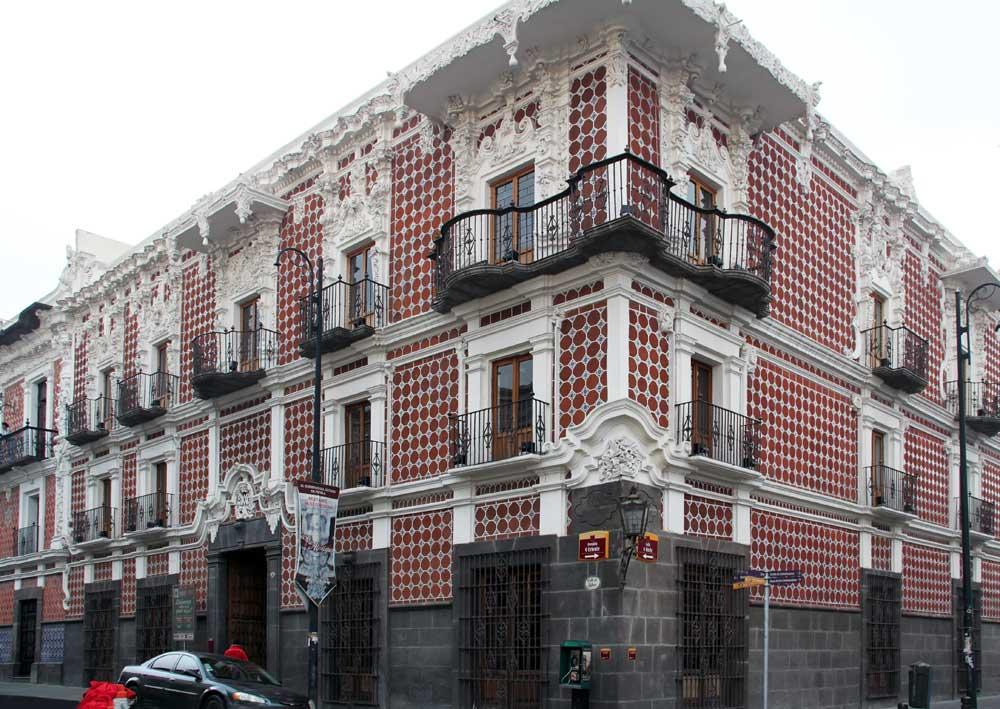 Images of the casa del alfenique puebla puebla mexico for Casa del mueble