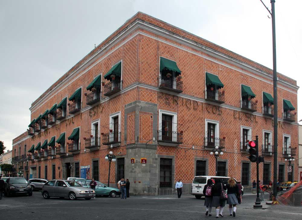 Images of the casa del que mato al animal puebla mexico for Casa mansion puebla