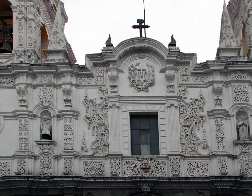 Images Of The Templo Del Espiritu La Compania Puebla Puebla Mexico