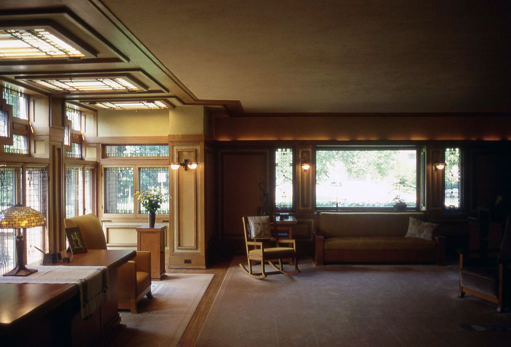 Images of the Meyer May House by Frank Lloyd Wright – Meyer May House Floor Plan