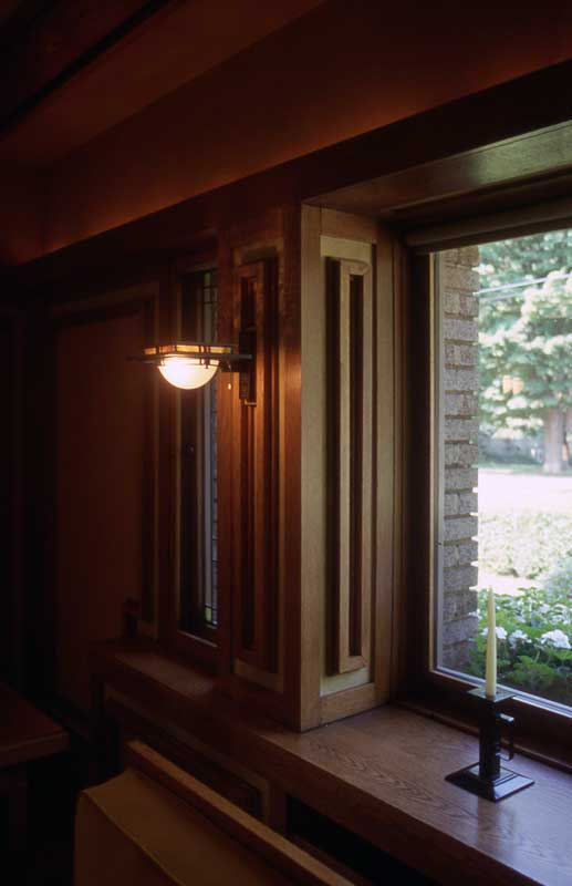 Images Of The Meyer May House By Frank Lloyd Wright