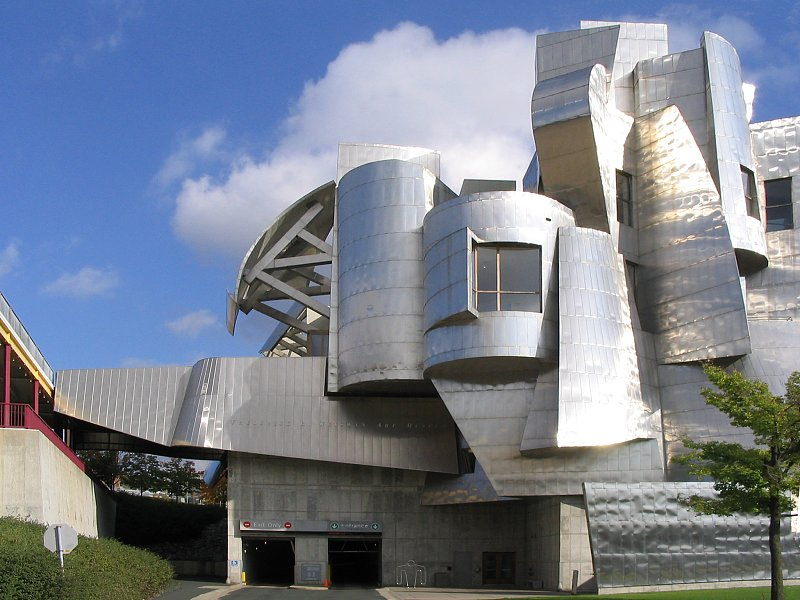 gehry museum: