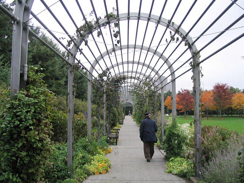 Alene Grossman Memorial Arbor And Flower Garden Designed By Michael Van  Valkenburgh Associates, Inc., Cambridge, Massachusetts, 1988