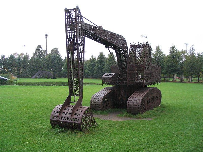 Images Of Minneapolis Sculpture Garden Walker Art Center