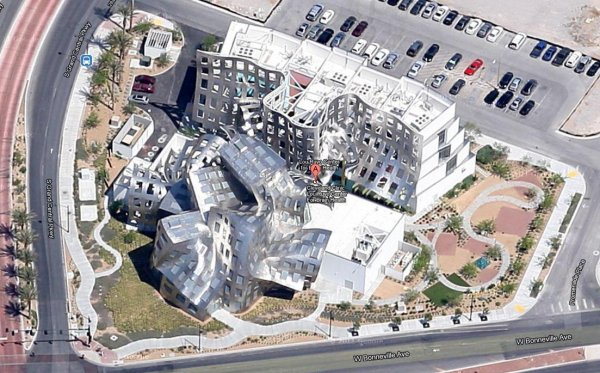 Images Of The Cleveland Clinic Lou Ruvo Center For Brain