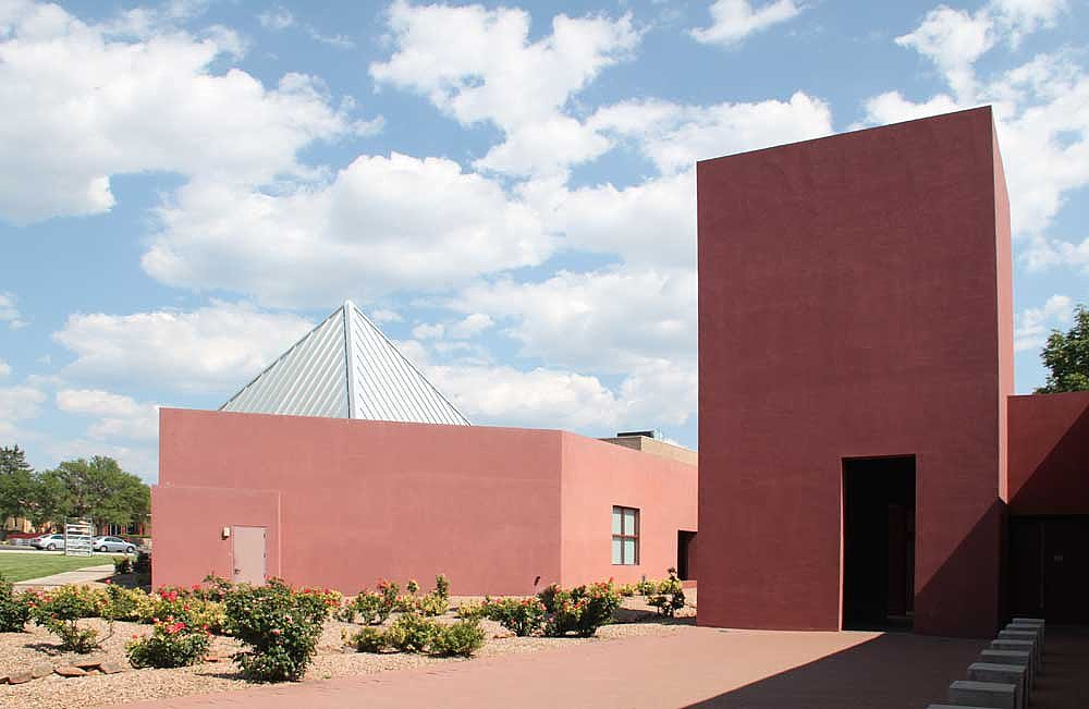 Images Of The Visual Arts Center Santa Fe University Of Art