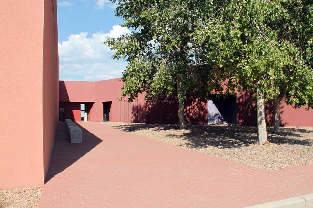 Images Of The Visual Arts Center Santa Fe University Of