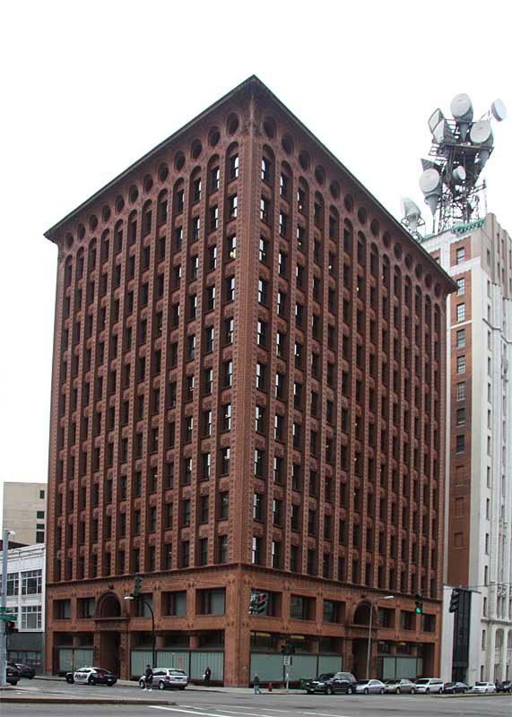 Louis Henry Sullivan Guaranty Building Buffalo New York