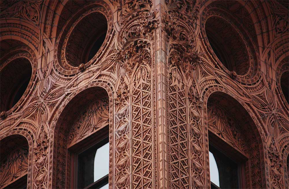 Modern Architecture Ornament images of the guaranty/prudential buildinglouis sullivan