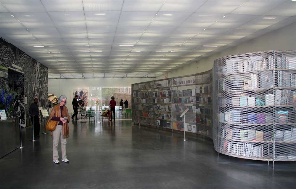 images of the new museum by sanaa  kazuyo sejima and ryue