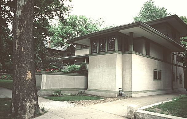 Images Of Frank Thomas House 1901 By Frank Lloyd Wright At Oak