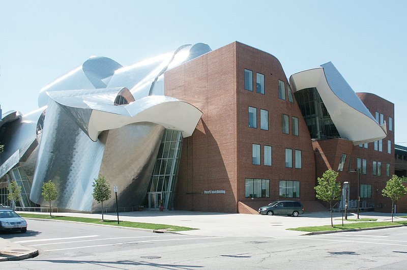Images of Peter B  Lewis Building, Case Western Reserve