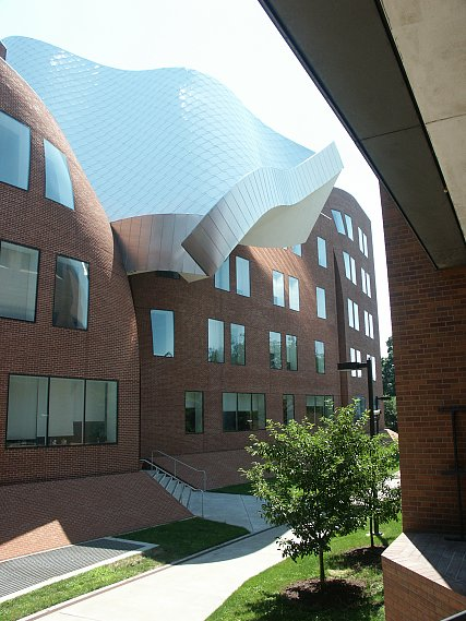 Images Of Peter B Lewis Building Case Western Reserve