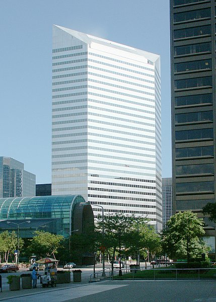 Images Of One Cleveland Center By Hugh Stubbins