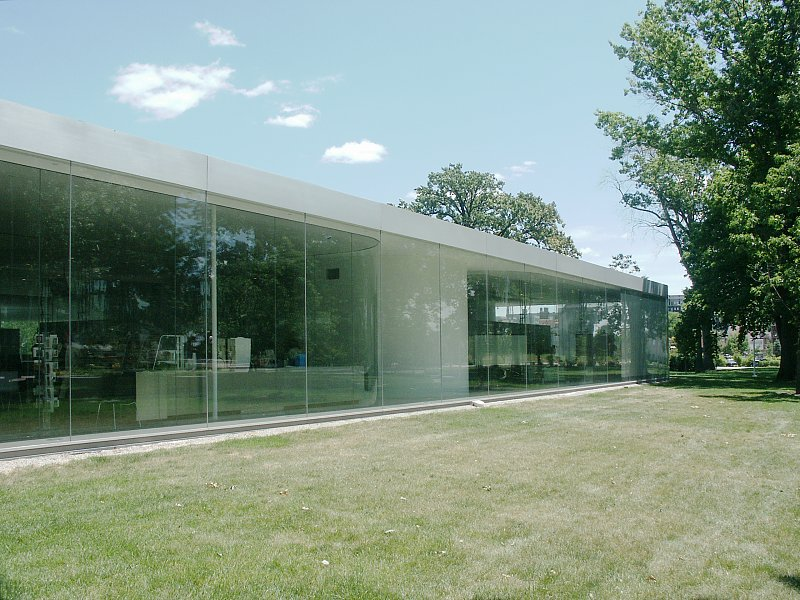 Images Of The Toledo Glass Pavilion Toledo Museum Of Art By Sanaa