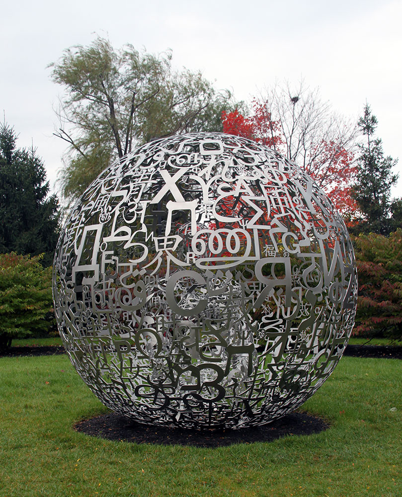 images of self portrait by jaume plensa