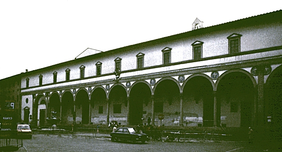 Images Of Ospedale Degli Innocenti By Brunelleschi