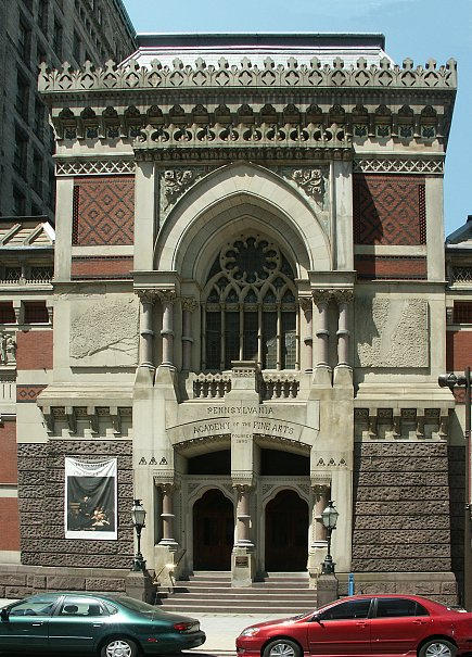 Images Of Pennsylvania Academy Of The Fine Arts By Frank
