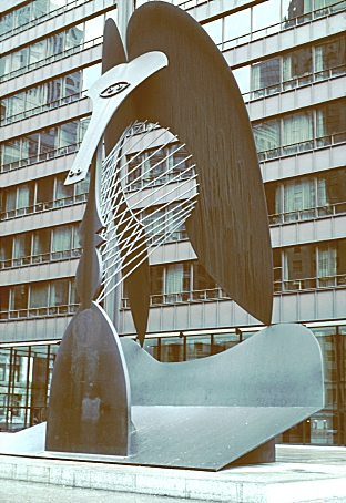 Images of Chicago Picasso, 1967, Chicago, Illinois, by Pablo ...