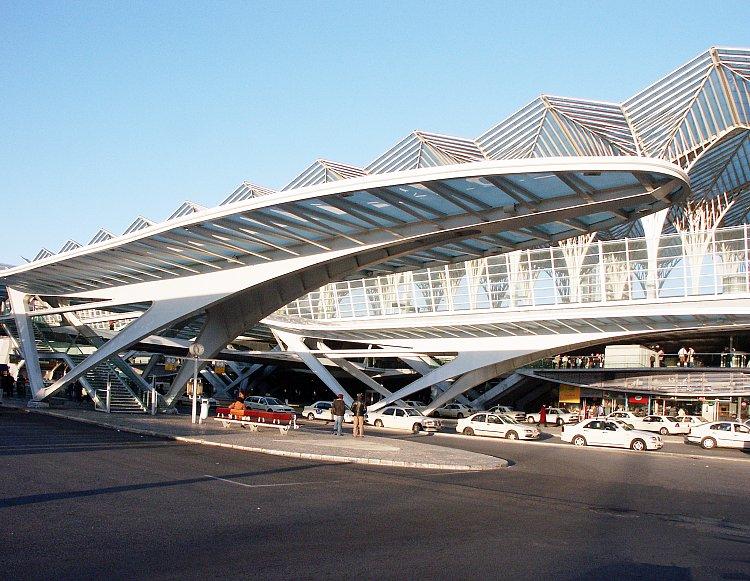 Images Of Oriente Station Lisbon Portugal By Santiago