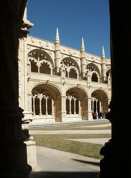 Images Of Jeronimos Monastery Lisbon Portugal